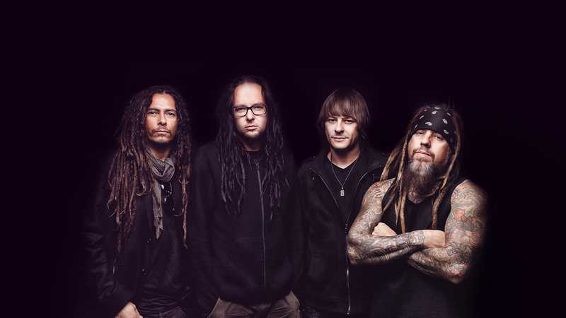 Korn and Staind (Rescheduled from 8/17)