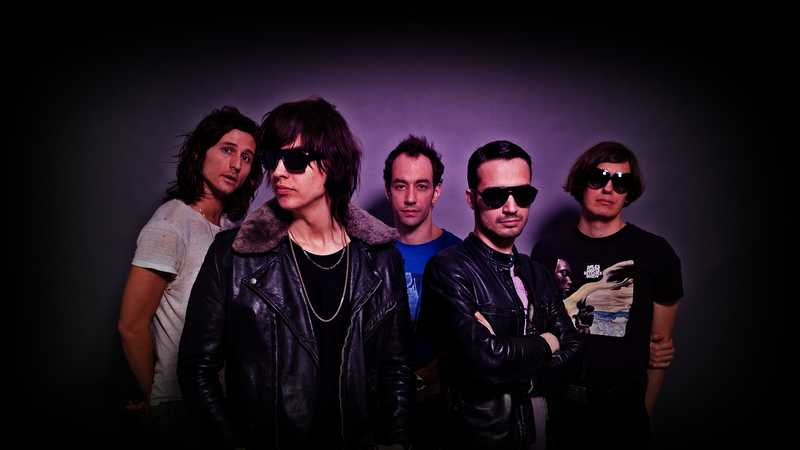 The Strokes (Rescheduled from 3/14/2020, 5/29/2020, 5/15/2021)