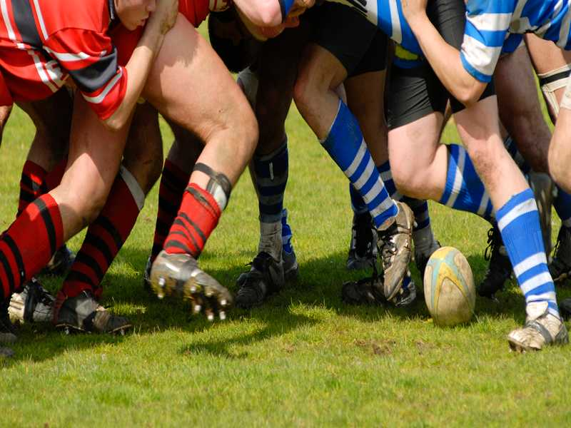 1874 Cup - USA National Rugby vs New Zealand Maori All Blacks