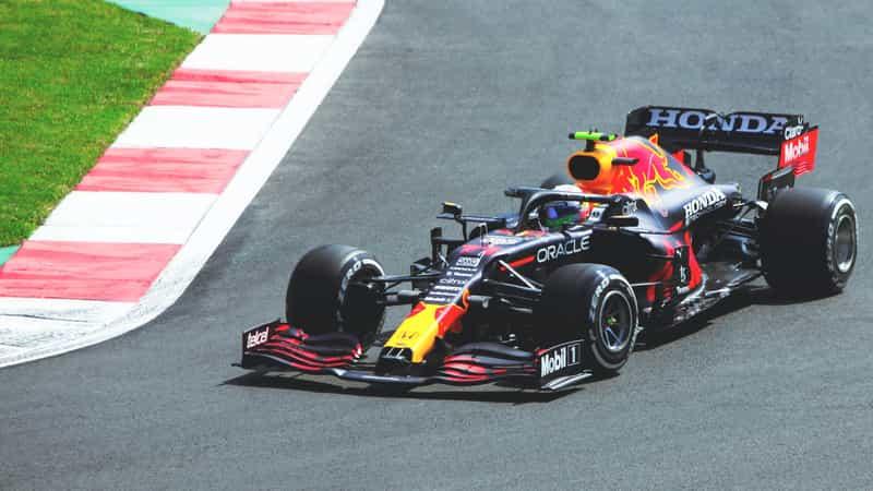 2021 US Grand Prix - Sunday