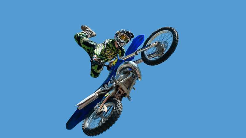 Kicker Arenacross and Freestyle Motocross Show