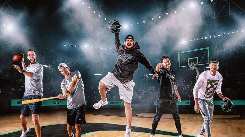 Dude Perfect (Rescheduled from 7/22/2020, 7/3/2021)
