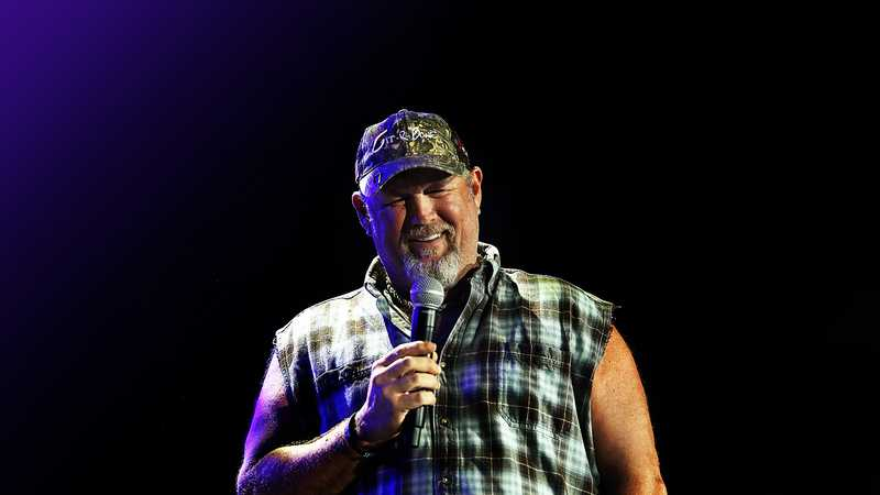 Larry the Cable Guy (21+ Event) (Rescheduled from 4/18/2020, 10/17/2020, 9/17/2021)