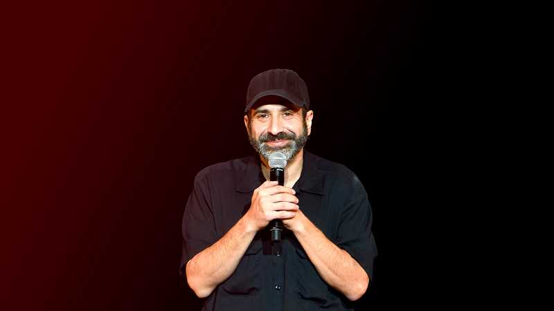 Dave Attell (Rescheduled from 9/4/2020, 4/9/2021)