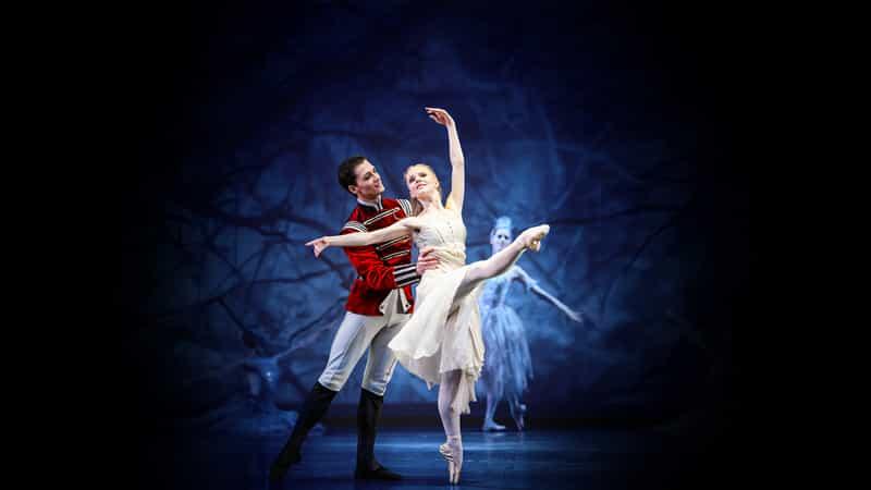 Ballet Etudes - The Nutcracker