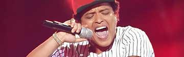 Bruno Mars Tickets