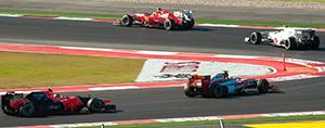 Formula 1 U.S. Grand Pix tickets