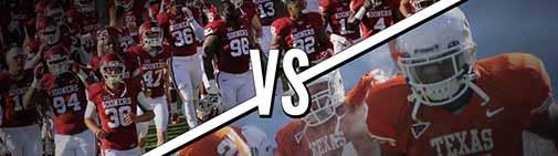 2019 Texas OU Game
