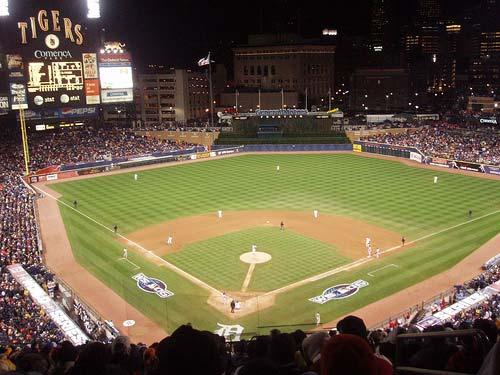 2006 World Series Photo