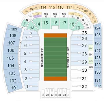 DKR Royal Memorial Stadium Seating Chart