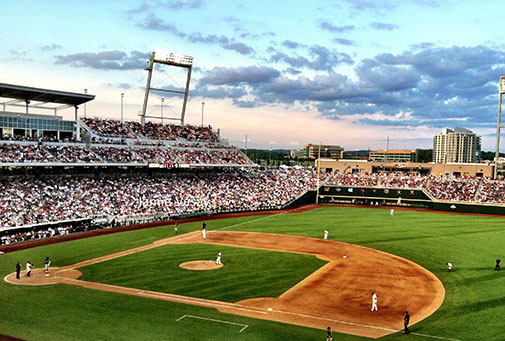 College World Series Tickets